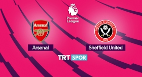 CANLI | Arsenal - Sheffield United