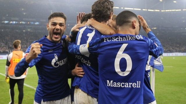 Schalke - B. Mönchengladbach (Özet)