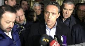 Ali Koç'tan limit ve transfer açıklaması: TFF kararı bize iletildi