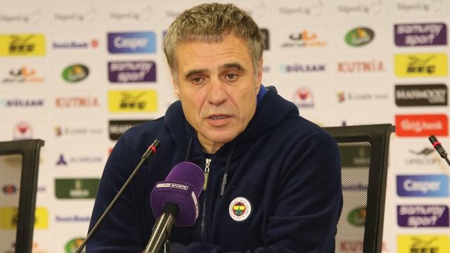 Yanal: Fenerbahçe böyle şeylere asla tenezzül etmez