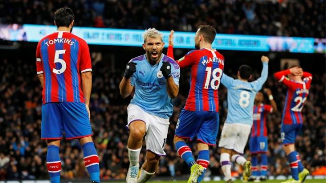 Manchester City - Crystal Palace (Özet)