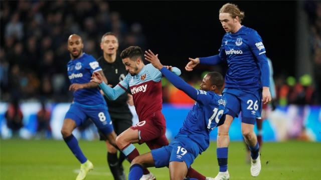 West Ham United - Everton (Özet)