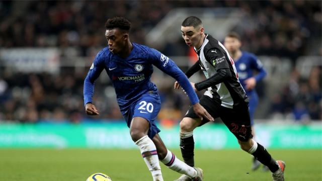 Newcastle United - Chelsea (Özet)