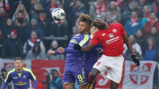 Mainz 05 - Freiburg (Özet)