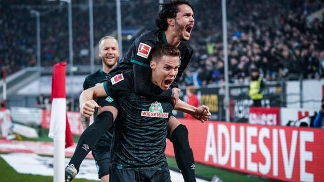 Düsseldorf - Werder Bremen (Özet)
