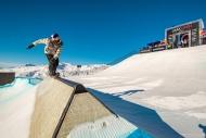 Snowboardun ustaları Laax 2020'de buluştu