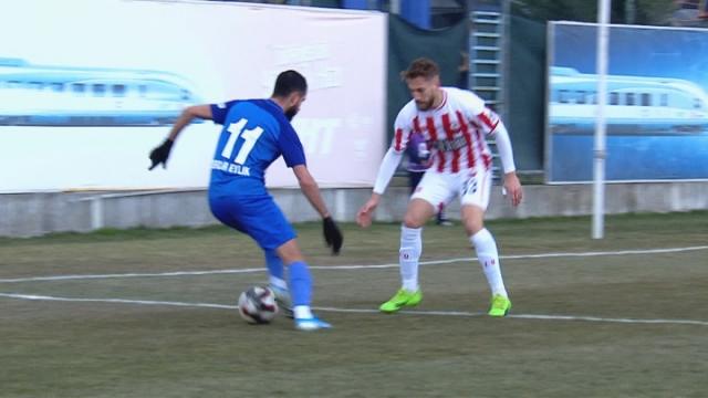 Ankara Demirspor - Piserro Kahramanmaraşspor (Özet)