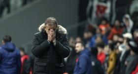 Beşiktaş'ta 'istifa' ve 'Sergen Yalçın' sesleri
