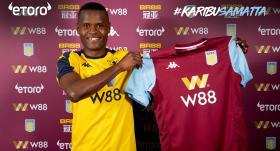 Samatta Aston Villa'ya gitti