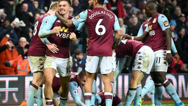 Aston Villa - Watford (Özet)