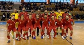 Futsal Milli Takımı'nın aday kadrosu açıklandı
