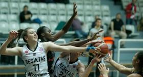 Beşiktaş TRC İnşaat kötü başladı