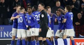 Çağlarlı Leicester farklı kazandı