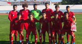 U18 Milli Takımı İspanya yolcusu