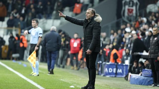 Beşiktaş'ta Abdullah Avcı dönemi bitti