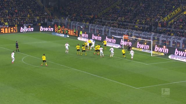 Borussia Dortmund - 1. FC Köln (ÖZET)