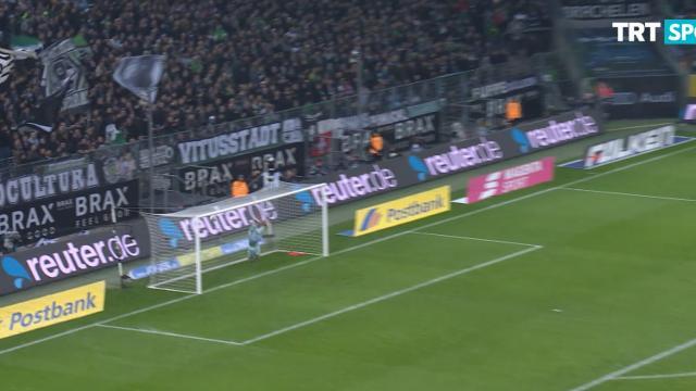 Borussia Mönchengladbach - 1. FSV Maınz 05 (Özet)