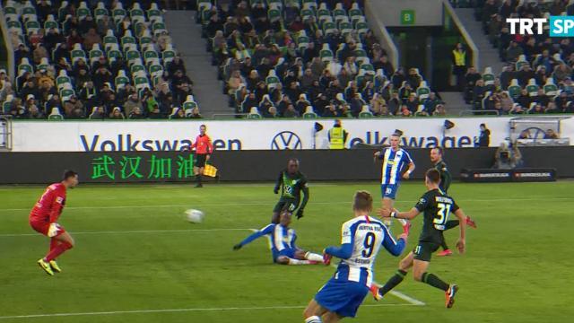 Wolfsburg - Hertha Berlin (Özet)