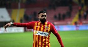 Kayserispor'da Hasan Hüseyin Acar 3 hafta yok