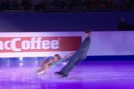 Avrupa Artistik Patinaj Şampiyonası'na Rusya damgası