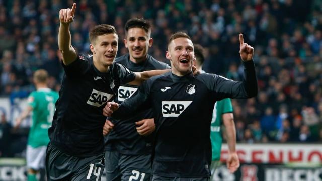Werder Bremen - Hoffenheim (Özet)