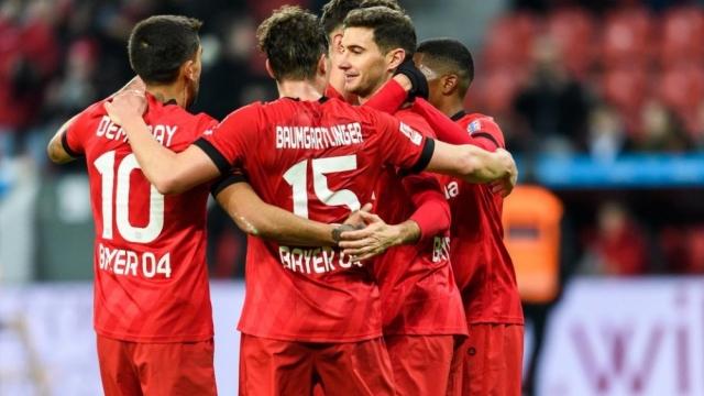 Bayer Leverkusen - Fortuna Düsseldorf (Özet)