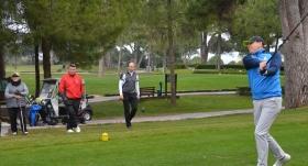 Nuri Özaltın Memorial Golf Trophy başladı