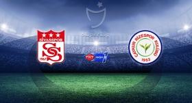 Lider Sivasspor'un konuğu Çaykur Rizespor