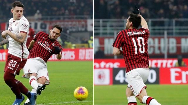 Milan - Torino (Özet)