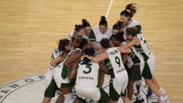 Olympiakos'u deviren Ormanspor çeyrek finalde