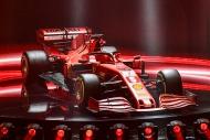 Ferrari yeni aracı SF1000i tanıttı