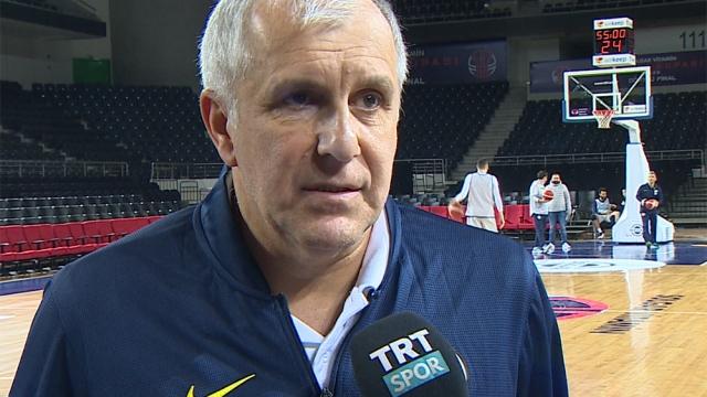 Obradovic: Kupa hem yakın hem uzağız