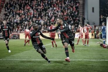 Union Berlin - Leverkusen (Özet)