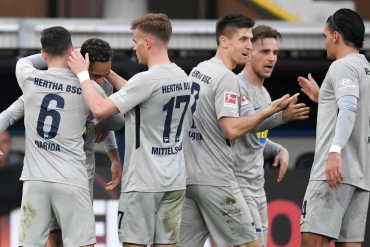 Paderborn - Hertha Berlin (Özet)