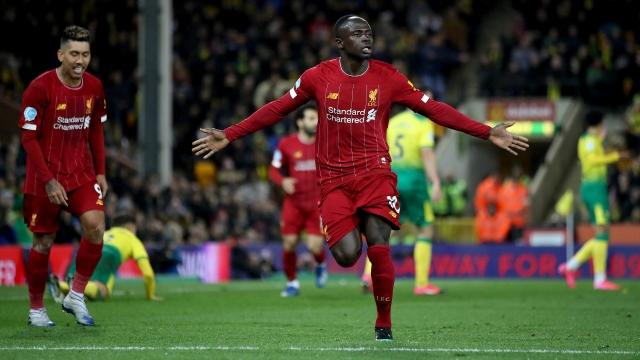 Norwich - Liverpool (Özet)