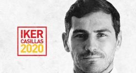Casillas resmen başkanlığa aday