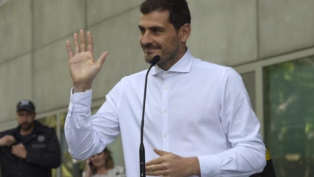 Iker Casillas başkan adayı