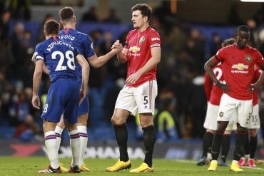 Chelsea - Manchester United (Özet)