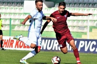 Bandırmaspor - Kırşehir Belediyespor (Özet)
