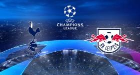 Tottenham'ın konuğu RB Leipzig