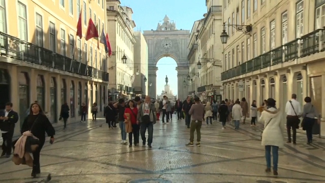 TRT SPOR ekibinden Lizbon izlenimleri