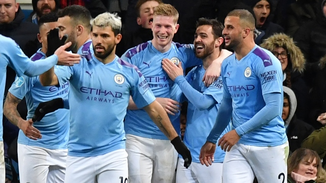 Manchester City - West Ham United (Özet)