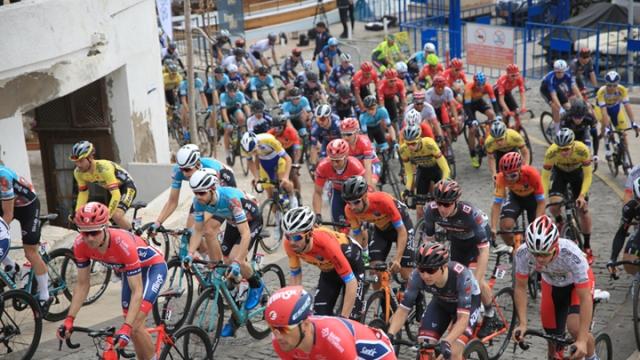 Antalya'da pedallar dönmeye başladı