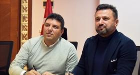 Bülent Uygun resmen Denizlispor'da