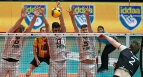 Galatasaray HDI Sigorta rahat kazandı