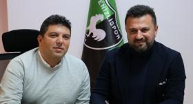 Bülent Uygun Denizlispor'un 29. teknik direktörü