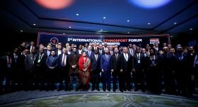 3. Uluslararası Etnospor Forumu başladı
