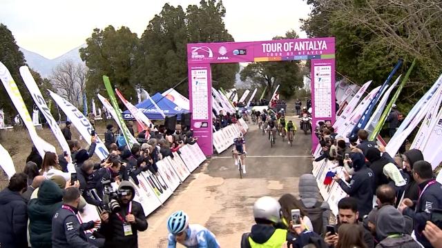 Antal Bisiklet Turu'nda 3. gün