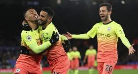 Manchester City, Leicester'ı tek golle geçti
