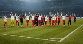Leipzig, Schalke 04'ü 5'ledi
